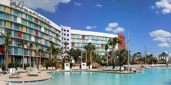 Cabana Bay Hotel - The Continental - Terry's Electric