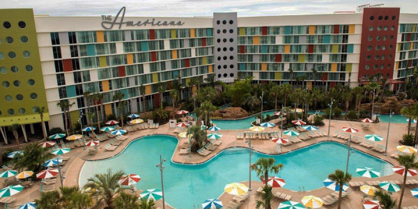 Cabana Bay Hotel - The Americana - Terry's Electric