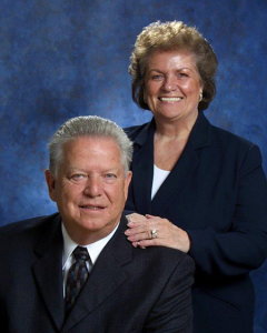 Terry and Jeanne Quigley