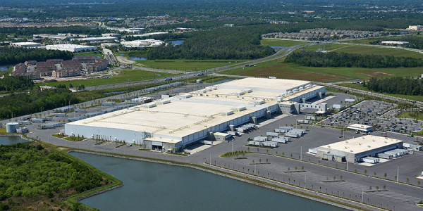 Publix Distribution Center - Terry's Electric