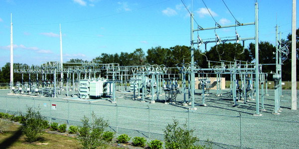Leesburg Substation - Terry's Electric