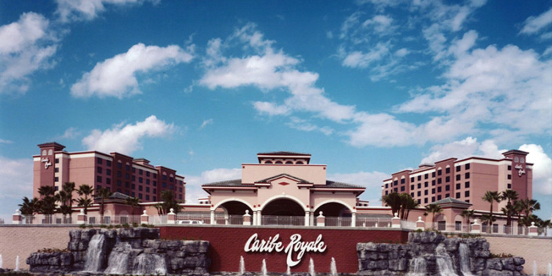 Caribe Royale Orlando Exterior - Terry's Electric