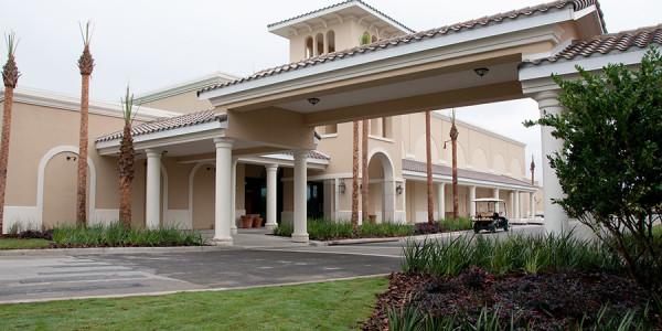Osceola County Convention Center - Exterior - Terry's Electric
