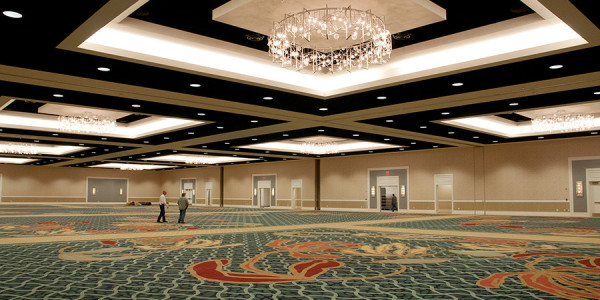 Osceola County Convention Center - Ballroom - Terry's Electric
