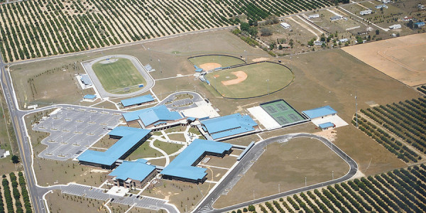 Polk County High School - Terry's Electric