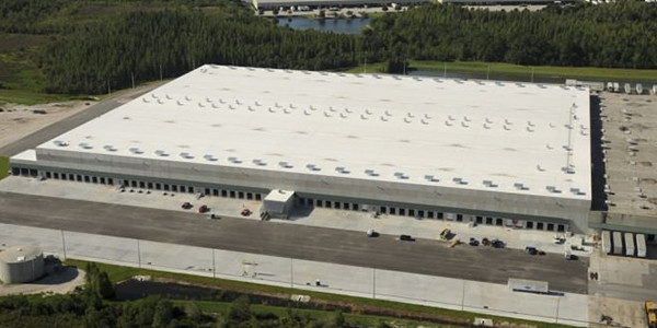 Publix Warehouse Expansion - Terry's Electric