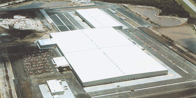 Walmart Distribution Center - Terry's Electric
