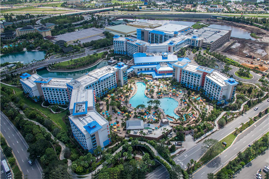 Sapphire Falls Resort Terry S Electric